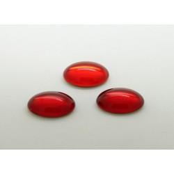 5 ovale rubis 30x25