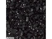 25 Grs Half TILA Noir Opaque Brillant