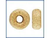 25 Rondelles 3.0mm Stardust Trou 1.0mm 1/20 14K Gold Filled