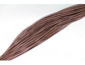 25 Mts lacet cuir tamba 2mm
