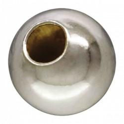 250 Perles Acier Inoxydable 4mm