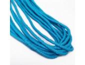 Rondelles ''Heishi'' Turquoise 4mm