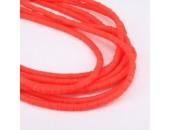 Rondelles ''Heishi'' Rouge 4mm