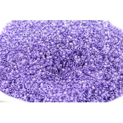 50 grs MIYUKI Delica Beads 11/0 (2mm) améthyste