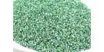 50 grs MIYUKI Delica Beads 11/0 (2mm) émeraude