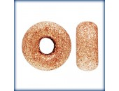 20 Rondelles 3.0mm Stardust Trou 1.0mm 1/20 14K Rose Gold Filled