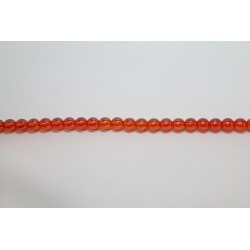 150 perles verre jacinthe lustre 12mm