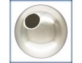 5 Perles 8mm Trou 2.0mm 1/10 925 SF