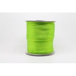50 Mts Satin 1mm vert A28