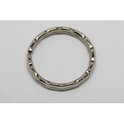 100 Anneaux 30 Mm Pour Porte Cles Metal Venot Fils
