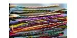 10 Bracelets Brésiliens 4mm