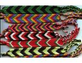 10 Bracelets Brésiliens 20mm