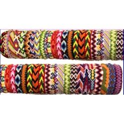 5 Bracelets Brésiliens 25mm