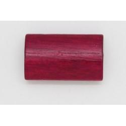 100 tonneaux plats bois rose 6x12x20 mm