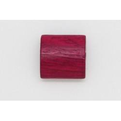 250 tonneaux plats bois rose 6x12x12 mm