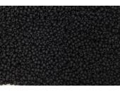 250 grs rocaille noir mat 9/0