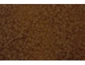 250 grs rocaille topaze mat 5/0