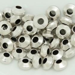 100 Rondelles 7x4mm (Trou 3mm)