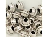 25 Perles 10x7 (Trou 4mm)