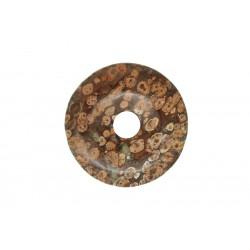 2 donuts pierre jaspe leopard 45 mm
