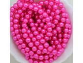 450 nacrées rose bobon 8mm