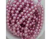 720 nacrées rose dragee 4mm