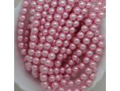 900 nacrées rose clair 3mm
