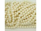 300 nacrées blanc 10mm