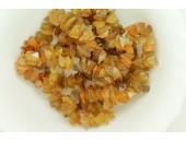 Chips agate jaune 90cm