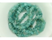 Chips Amazonite 90 cm