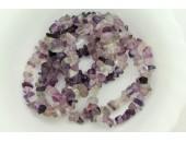 Chips fluorite rainbow 90cm