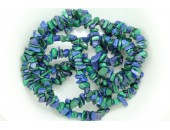 Chips Lapis et Malachite 90cm
