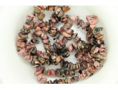 Chips rhodonite 90cm