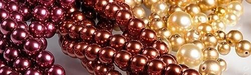 Perles Nacrees.