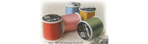 MIYUKI Beading Thread.